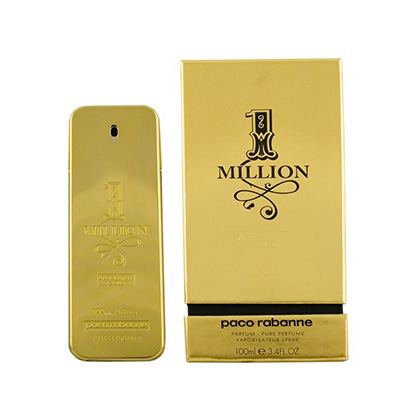Paco Rabanne 1 Million Absolutely Gold pour Homme Parfum 100 ml M